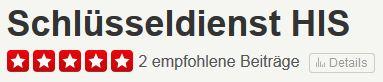 HIS GmbH bei Yelp