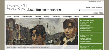 HIS Schlüsseldienst und die Lübecker Museen