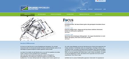 Esplanade Immobilien Beratung Lübeck in Koop mit unserem Schlüsseldienst