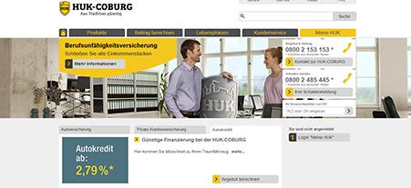 Der Schlüsseldienst Lübeck bei der HUK-COBURG Hamburg