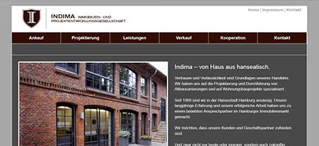 INDIMA Immobilienentwicklung und Projektentwicklung Hamburg