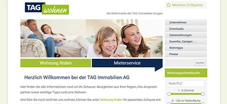 TAG Wohnen & Service GmbH in Hamburg und der Schlüsseldienst Lübeck